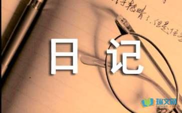关于写人的日记300字赏析