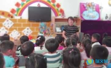 关于《幼儿园大班每月评语》赏析