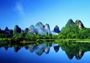 关于桂林和漓江的诗句大全