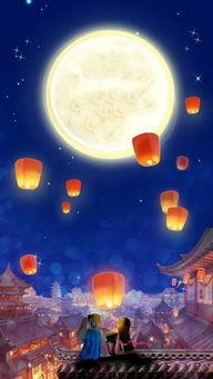 关于中秋节的七律诗句大全