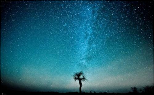 关于星空的完整诗句大全