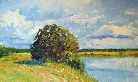 关于夏天和河的诗句大全