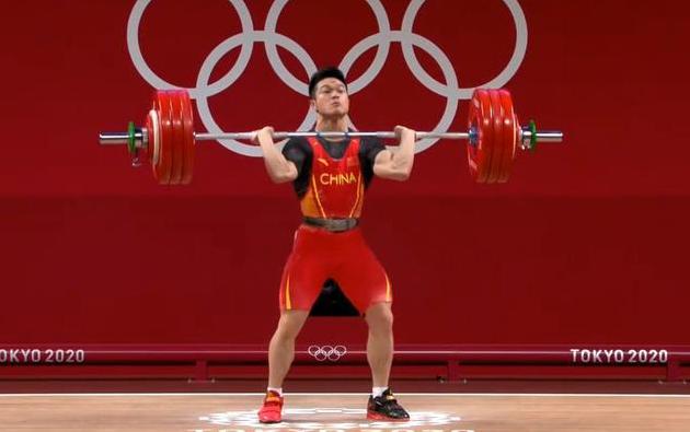 实力碾压!石智勇破世界纪录夺第12金 中国举重队YYDS