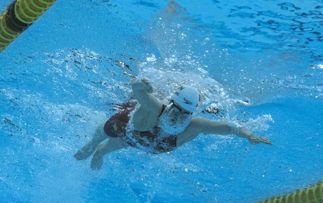第13金!最美张雨霏获女子200米蝶泳金牌